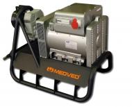 Kardanová elektrocentrála MEDVED M-WATT 420-AVR-1500 Linz