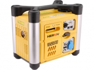 Benzínová 1f elektrocentrála HERON DGI 10 SP.