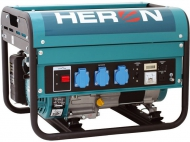 Benzínová 1f elektrocentrála HERON EGM 30 AVR.