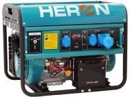 Benzínová 1f elektrocentrála HERON EGM 68 AVR-1E.