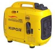 Benzínová 1f elektrocentrála KIPOR IG 2000.