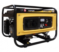 Benzínová 1f elektrocentrála KIPOR KGE 2500X