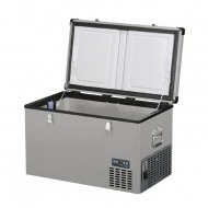 Kompresorová autochladnička Indel B TB74 Steel