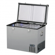 Kompresorová autochladnička Indel B TB100 Steel