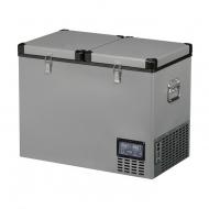 Kompresorová autochladnička Indel B TB92DD Steel