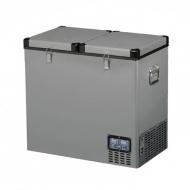 Kompresorová autochladnička Indel B TB118DD Steel
