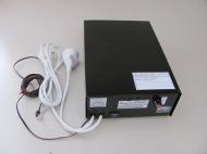 Náhradní zdroj NZ UNI B18 plochý je přístroj k zálohování síťového napětí, především pro oběhová čerpadla ústředního topení do příkonu 150W a jiná zařízení až do příkonu 200W.