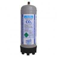 Jednorázová bombička CO2 1000 g je určena pro tlakování piva a dalších nápojů.