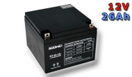 Trakční baterie Goowei OTL26-12 12V/26Ah