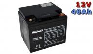 Trakční baterie Goowei OTL40-12 12V/40Ah
