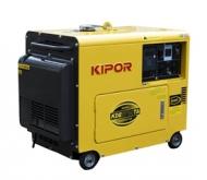 Dieslová elektrocentrála KIPOR KDE 6700TA