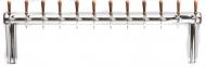 Výčepní stojan LINDR NAKED COLD BRIDGE 12x kohout
