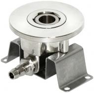 Sanitační adapter KOMBI (není univerzální, jedná se o třetí typ) slouží k proplachování pivního vedení vodou.