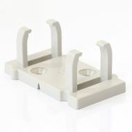 Uzavírací kohout clip. Držák na kohout 12,7mm a 9,5mm.