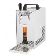 PYGMY 25 je kvalitní chladicí zařízení, které slouží zejména pro domácí použití, díky vyššímu výkonu je ale možné ho použít i pro komerční provoz. K jeho největším přednostem patří kvalitní provedení, vysoký výkon, dochlazovaný výčepní kohout a malé rozměry – ve své třídě je PYGMY 25 nejmenším výčepním zařízením.