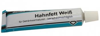 Mazací tuk Diamant 30ml - potravinářská vazelína. Slouží k mazání pohyblivých částí kohoutů a naražečů a jejich těsnění.