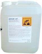 Kapalný koncentrovaný kyselý čistící prostředek k čištění pivního potrubí a ostatních zařízení přicházejících do styku s pivem.