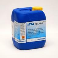 Velice kvalitní sanitační přípravek TM Desana 6kg s bioindikátorem. Bioindikátor mění v průběhu sanitace svoji barvu. Bezchlórový sanitační přípravek - sanitace probíhá na bázi aktivního kyslíku. Přípravek je ve formě prášku.