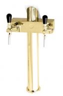 Výčepní stojan LINDR T2 - zlato.