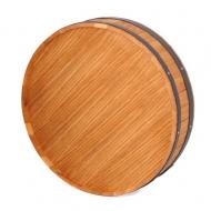 Výčepní stojan dno sudu kruh 50cm. Uvedená cena je bez kohoutů. Možno osadit libovolným počtem kohoutů.