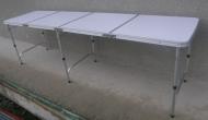 Skládací stůl 240x60cm.