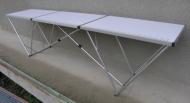 Skládací stůl 300x60cm.