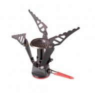 Plynový vařič SPARK. Varianta na kartuše s ventilem a závitem (KP02006 a KP02007).