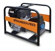 Benzínová 1f elektrocentrála MEDVED ARCTOS 3010V
