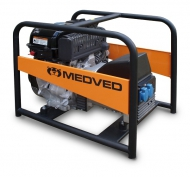 Benzínová 1f elektrocentrála MEDVED ARCTOS 3530V.