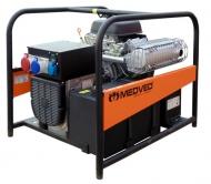 Benzínová 3f elektrocentrála MEDVED GRIZZLI 16020V.