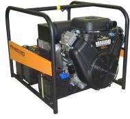 Benzínová 3f elektrocentrála MEDVED GRIZZLI 16040V.