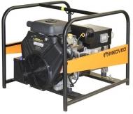 Třífázová elektrocentrála Grizzli 24000 V CCL MNoSoo je určená zejména pro napájení točivých strojů, čerpadel, kompresorů a stavebních zařízení.