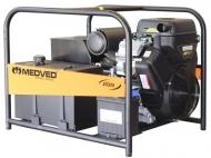 Třífázová elektrocentrála Grizzli 25000 V CCL EFI MNoSoo je určená zejména pro napájení točivých strojů, čerpadel, kompresorů a stavebních zařízení.