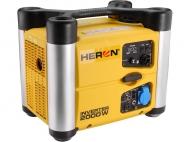 Benzínová 1f elektrocentrála HERON DGI 20 SP.