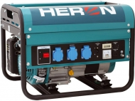 Benzínová 1f elektrocentrála HERON EGM 25 AVR.
