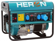 Benzínová 1f elektrocentrála HERON EGM 68 AVR-1.