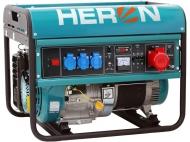 Benzínová 3f elektrocentrála HERON EGM 68 AVR-3.