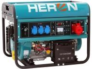 Benzínová 3f elektrocentrála HERON EGM 68 AVR-3E