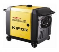 Benzínová 1f elektrocentrála KIPOR IG 6000.