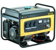 Benzínová 1f elektrocentrála KIPOR KGE 6500X
