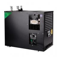 Výkonné pivní chlazení na vodní bázi AS-110 Green Line 4 x chladicí smyčka představuje s výkonem 75-110 l/hod. a s rozměry 610 x 420 x 475 mm jedno z nejlepších výčepních zařízení ve své třídě.