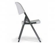 Cateringová skládací židle - kovová
