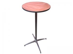 Barový stůl - průměr 47cm