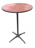 Barový stůl - průměr 76cm