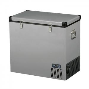 Kompresorová autochladnička Indel B TB130 Steel