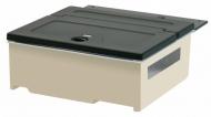 Vestavná kompresorová autochladnička Indel B TB28AM je navržená pro zabudování do originálního šuplíku v kabině vozu.