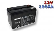 Trakční baterie Goowei OTL100-12 12V/100Ah