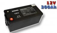 Trakční baterie Goowei OTL200-12 12V/200Ah