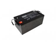 Gelová trakční baterie Goowei OTL250-12 s kapacitou 250 Ah je vhodná jako externí akumulátor pro záložní zdroje.