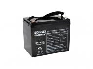Trakční baterie Goowei OTL75-12 je vhodná zejména pro připojení k náhradním zdrojům, kde slouží jako zásobárna energie při výpadku elektřiny.